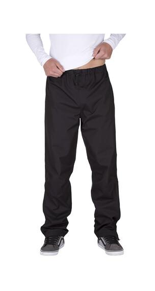 VAUDE Fluid II - Pantalon de pluie homme - noir